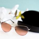 Sonnenbrillen von Serengeti – GLORIA in Rosegold