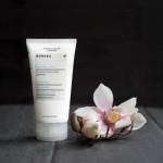 Korres Reinigungsprodukte – Milk Proteins foaming cream cleanser und Vanilla Freesia Lychee Showergel