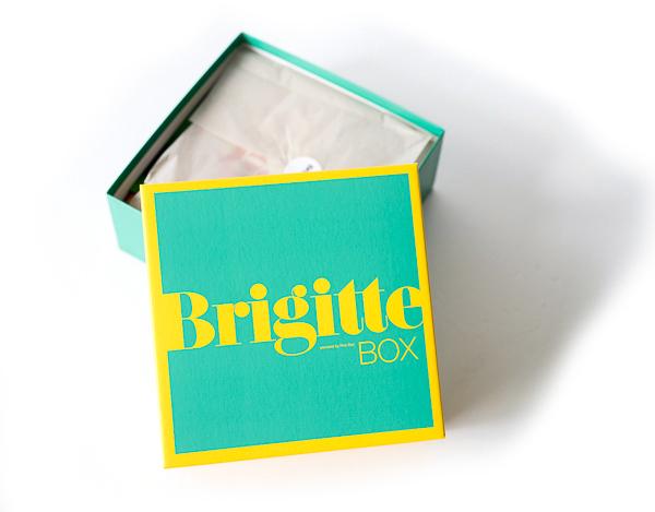 Die BRIGITTE Box Nr. 3 im Juni 2017