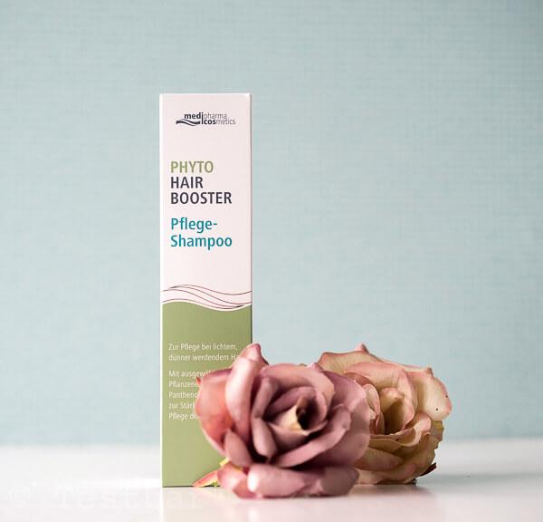 Phyto Hair Booster Shampoo und Tonikum von medipharma
