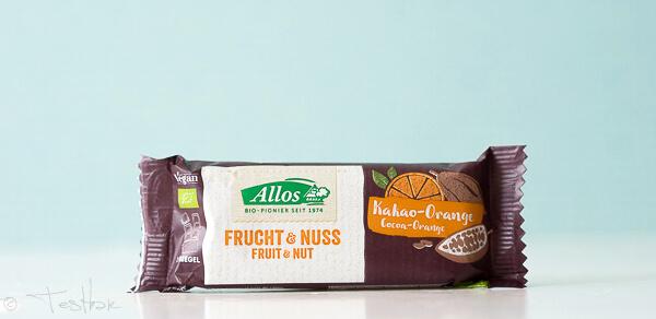 Allos - Frucht & Nuss Cashew-Vanille
