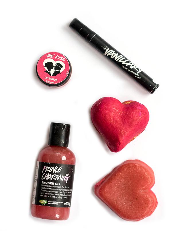 Tolle Geschenke zum Valentinstag mit Lush