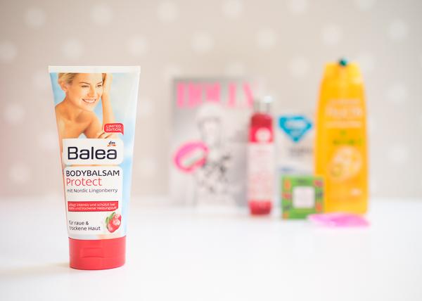Balea - Bodybalsam Protect mit Nordic Lingonberry