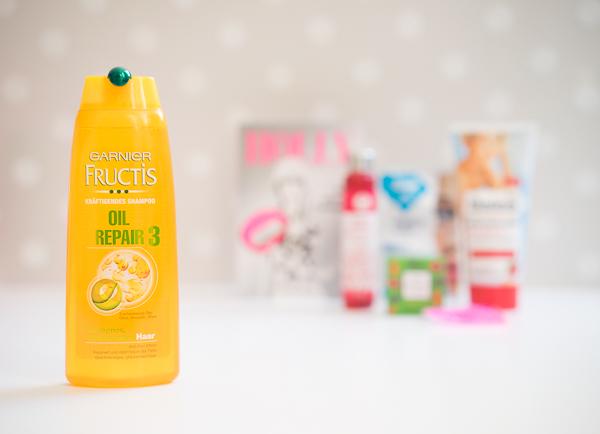 Garnier Fructis - Schaden Löscher Shampoo