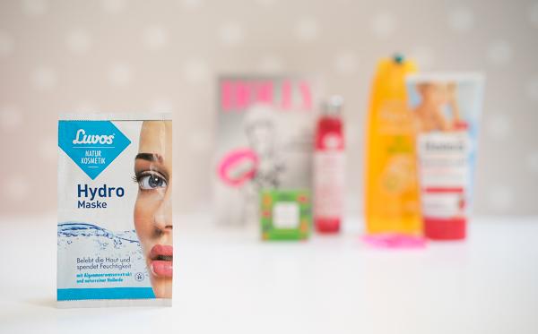 Luvos Heilerde - Luvos® Hydro Maske mit Algenmeerwasserextrakt