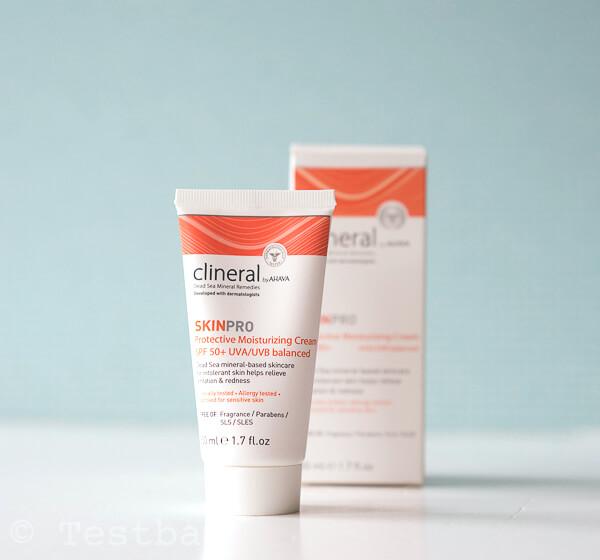 Anti-Aging - Effektiver Sonnenschutz mit Skinpro Protective Moisture SPF50 von Ahava