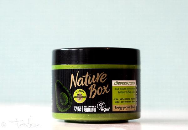 Nature Box - Körperbutter Avocado