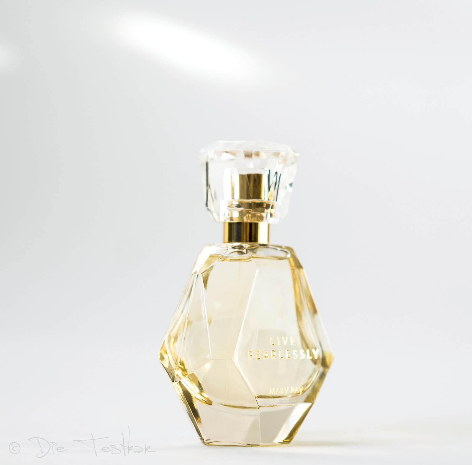 Live Fearlessly Eau de Parfum von Mary Kay