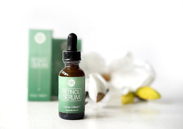 Anti-Aging - Bionura Retinol Feuchtigkeitscreme und straffendes Serum