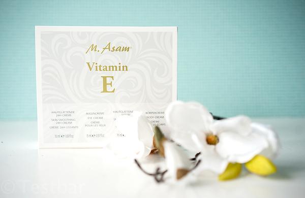 Pflegelinie Vitamin E von M. Asam