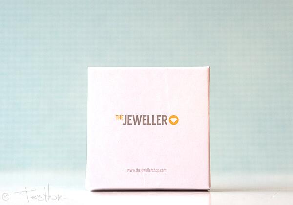 The Jeweller - Kette mit Anhänger