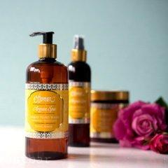 In der Royal Amber Pflegelinie von Ottoman vereint sich die Kraft und wohltuende Pflege des Arganöls mit dem exotischen Duft des Ambers. Das macht die Produkte dieser Pflegeserie zu einer Wellnesskur für die Haut. Das Arganöl in dieser Produktlinie wird aus dem Samen des Argan Baumes gewonnen. Dieser […]