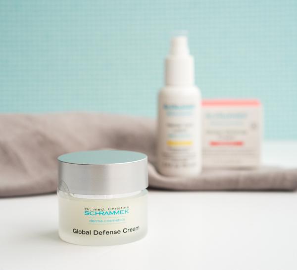 Global Defense Cream - Anti-Aging Tagespflege mit Infrarot- und UV-Schutz SPF 20