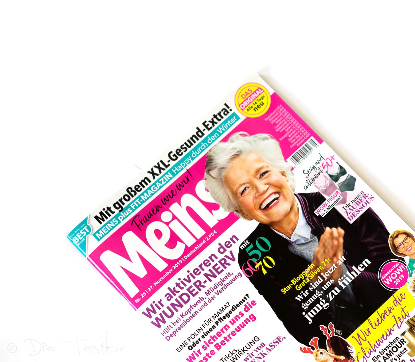 Meins Box - Zeitschrift