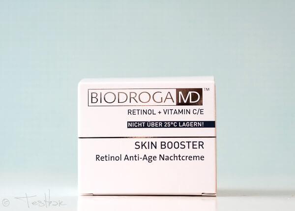 Retinol Anti-Age Nachtcreme von Biodroga MD