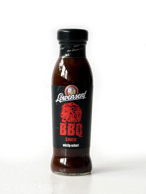 LÖWENSENF -BBQ Sauce