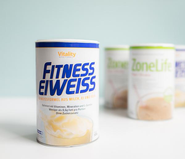 Fitness Eiweiss von Vitality Nutritionals