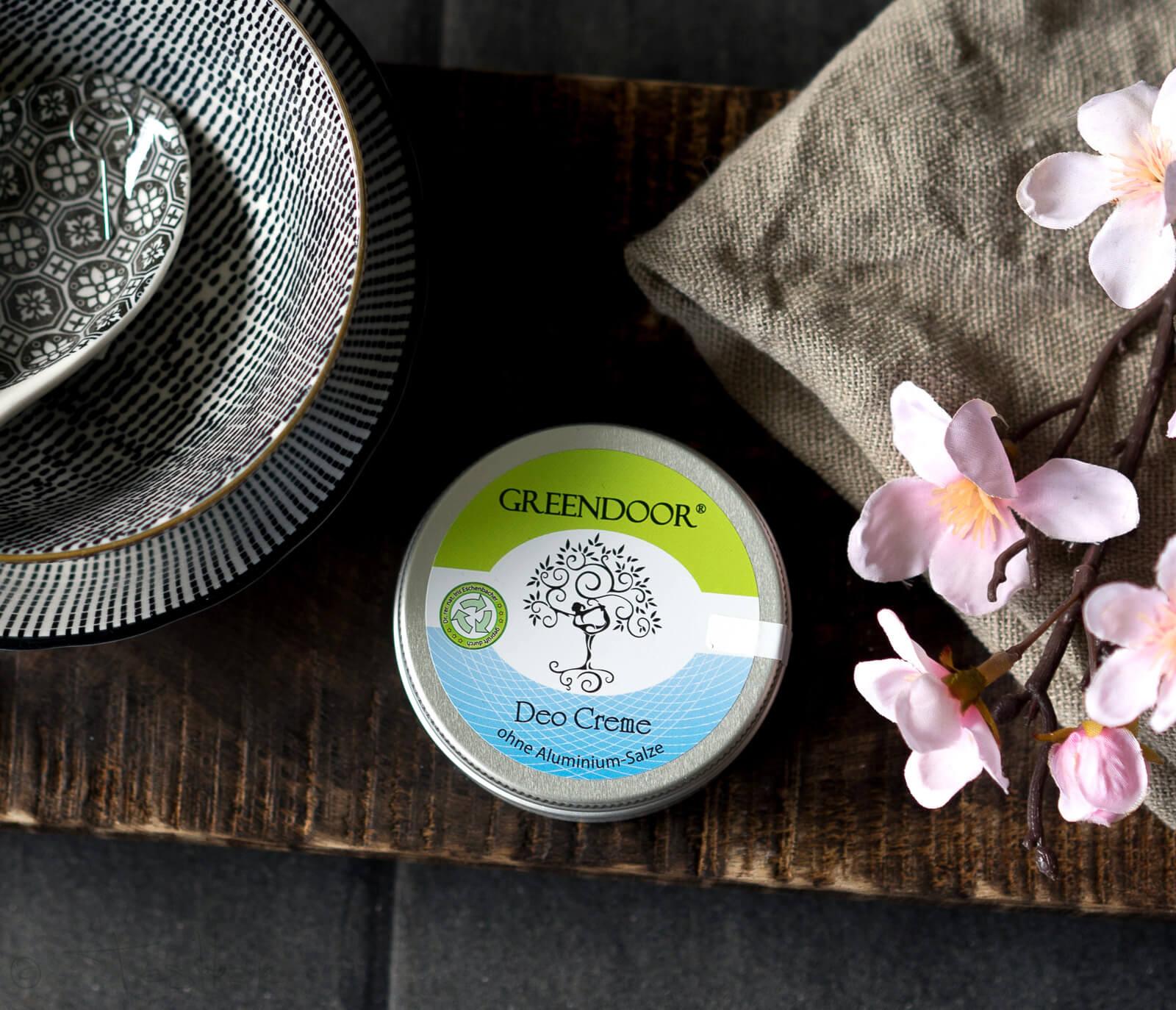 Wirksame Deo Creme, Deodorant ohne Aluminium - Vegane Naturkosmetik Cremedeo ohne Alkohol