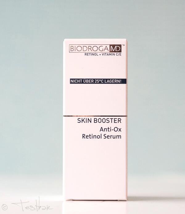 Anti-Ox Retinol Serum von Bidoroga MD
