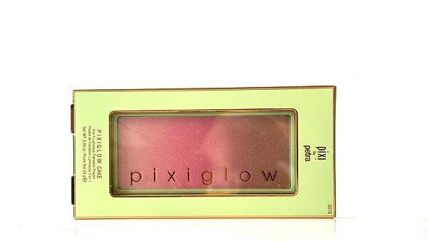 PixiGlow Cake - 3-in-1 Highlighter, Rouge und Bronzer