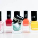Nagellacke – Trendcolors von Anny