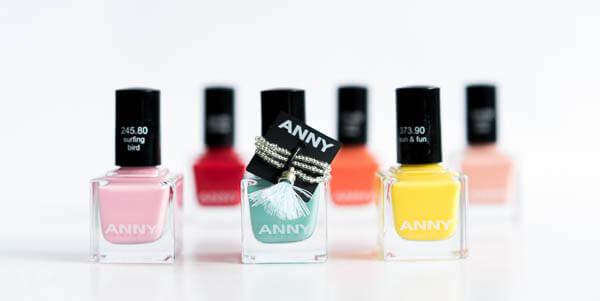 Nagellacke - Trendcolors von Anny