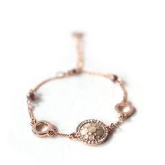Wir durften bereits einige Male wunderschöne Produkte von Pippa & Jean vorstellen. Auch heute haben wir das Vergnügen Euch ein richtig hübsches Schmuckstück dieses Labels vorzustellen. Es handelt sich hierbei um ein wunderschönes Armband in roségold – das Ornament Eclipse Bracelet von Pippa & Jean. Bevor wir Euch […]