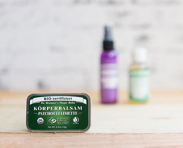 Naturkosmetik von Dr. Bronner - Dr. Bronner's Magic Soaps - Body Balm - Patchouli Limette