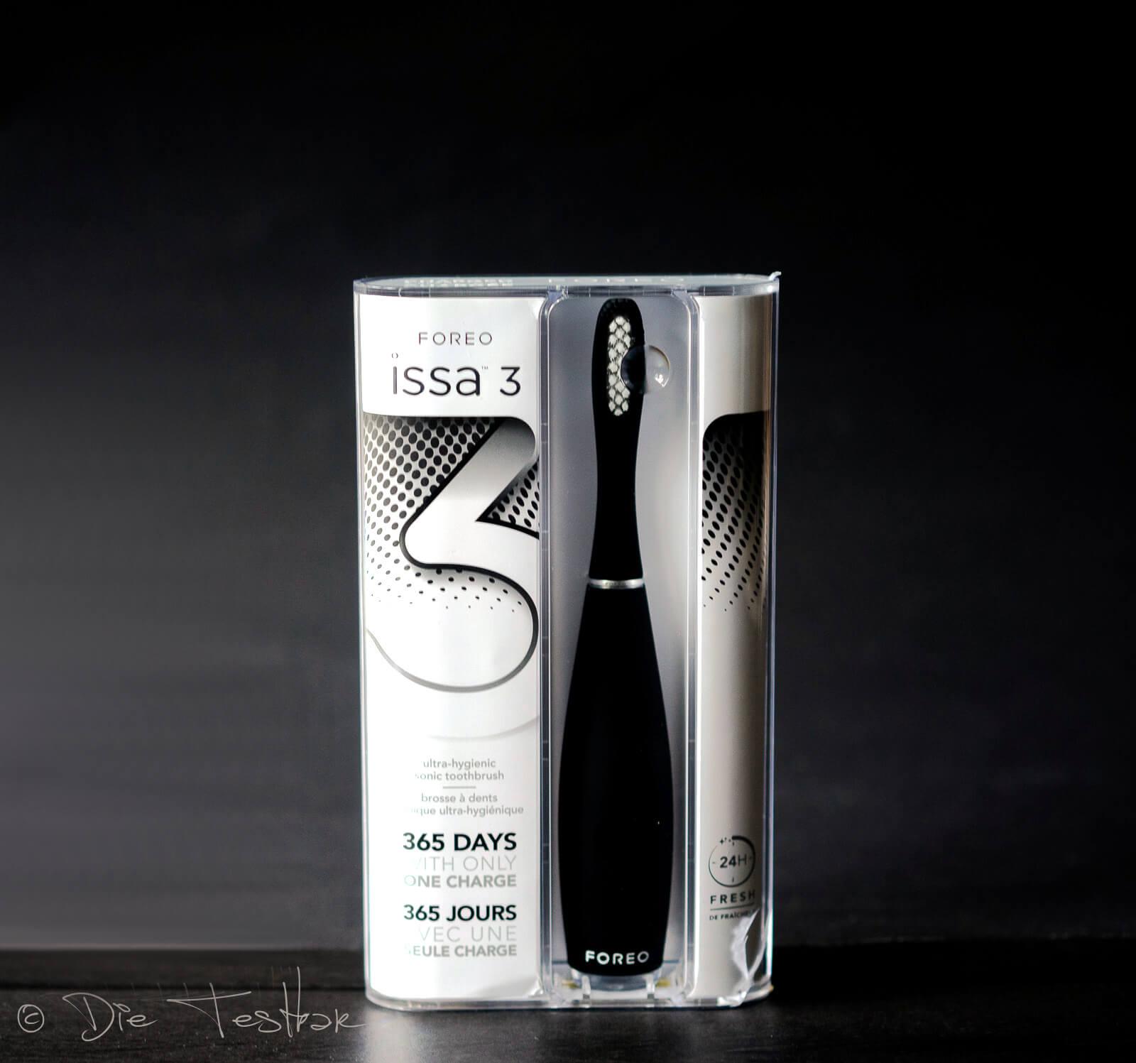 ISSA 3 - Schallzahnbürste für Erwachsene von Foreo