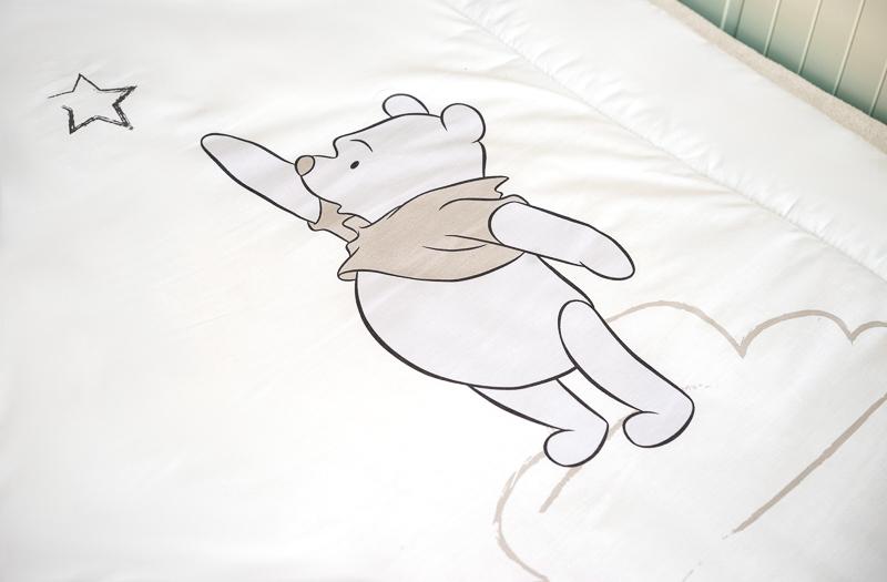 Krabbeldecke - Pooh mein Stern