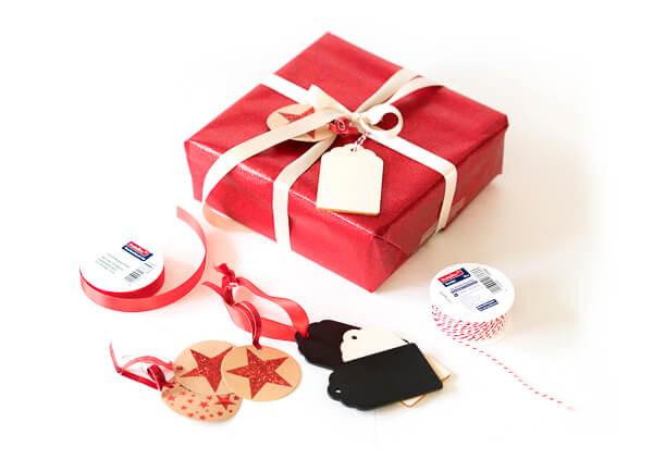 Geschenke verpacken und kreativ sein mit profissimo