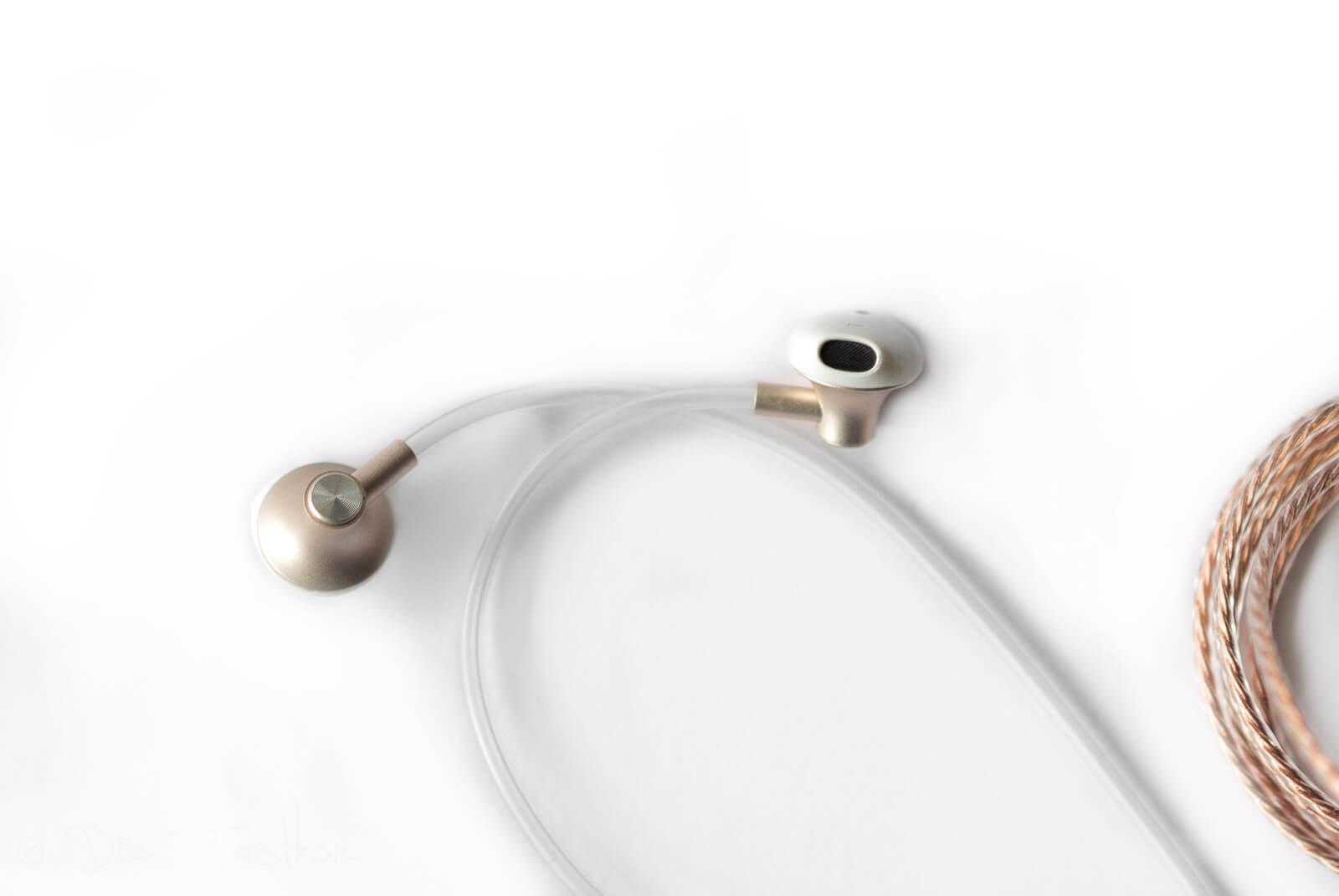 Hamoni® strahlungsarme Luftschlauch-Headset Air