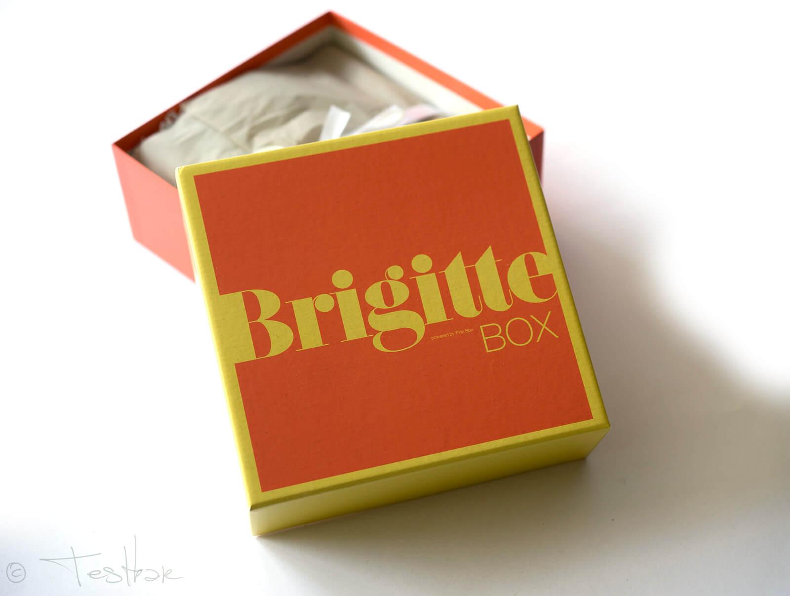 Unbezahlte Anzeige*: BRIGITTE Box Nr. 3/2019 im Juni 2019
