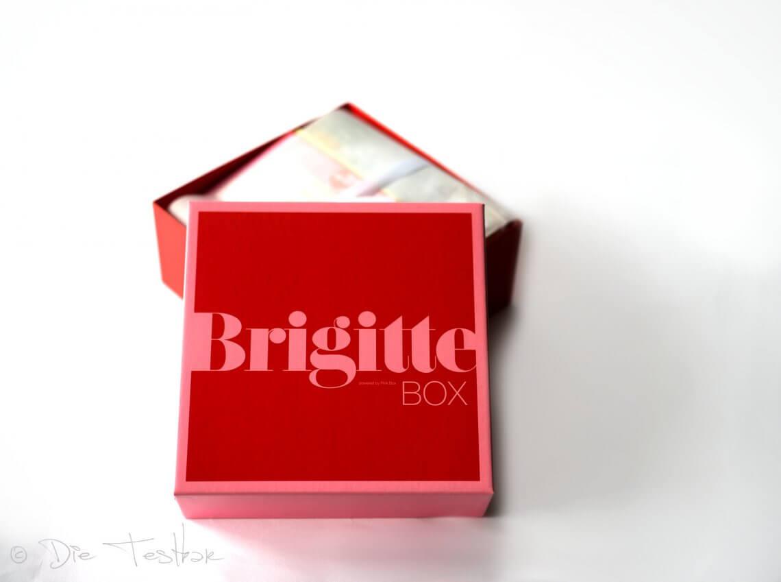 BRIGITTE Box Nr. 4/2021 im August 2021 – Glücksmomente