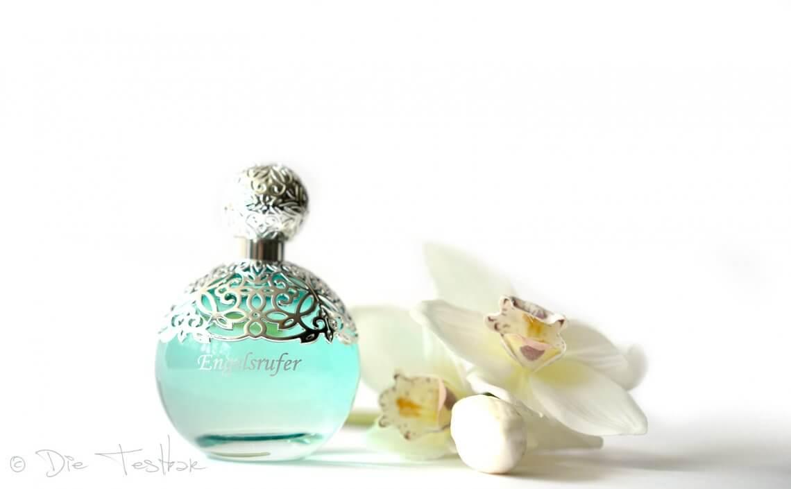 Heaven - Das neue Parfum von Engelsrufer - Himmlisch anmutender Duft in wunderschönem Flakon