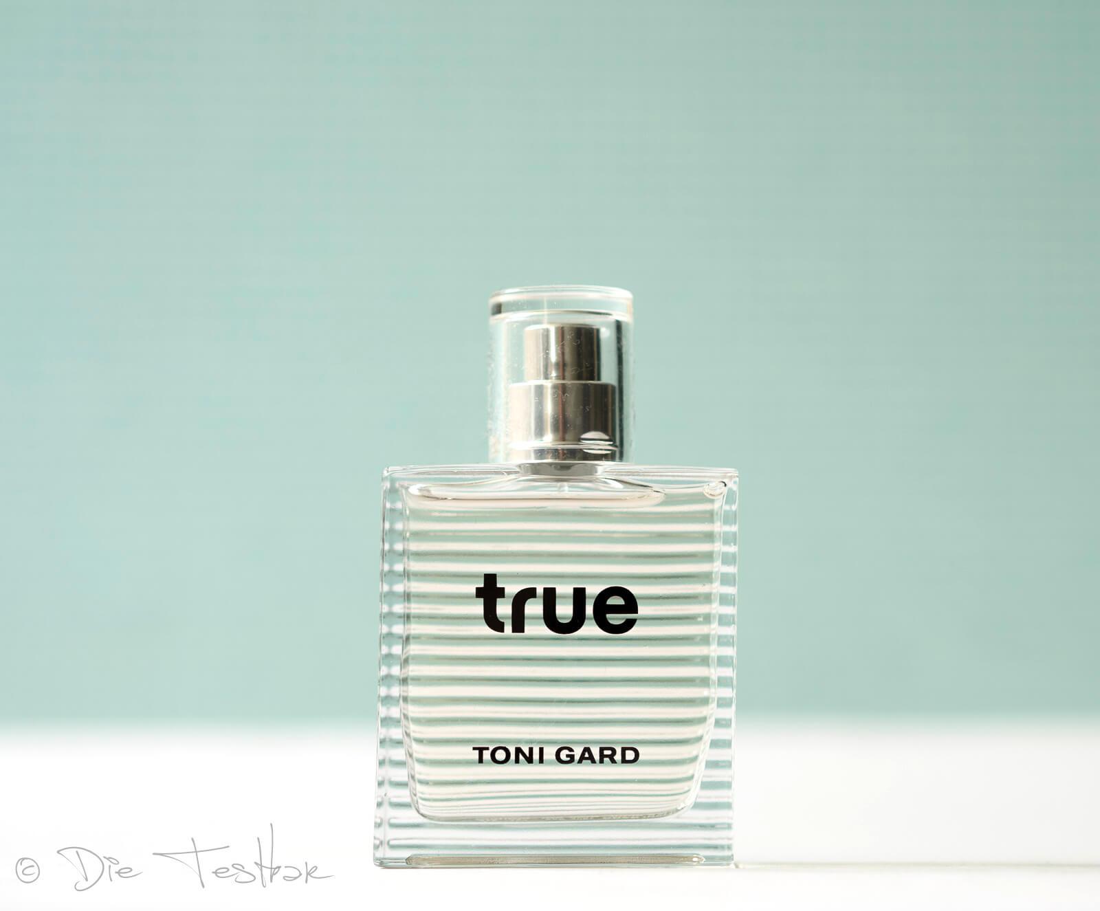 Toni Gard - true - Ein Duft der wahrhaftigkeit symbolisiert