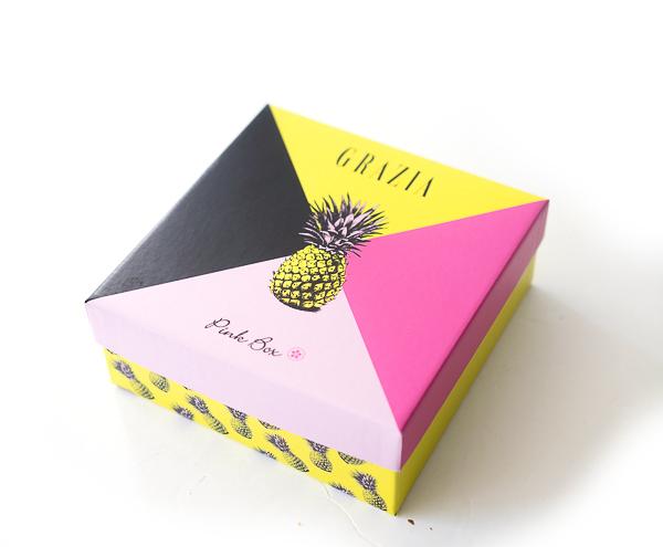 Die Pink Box im Juli 2017 – GRAZIA