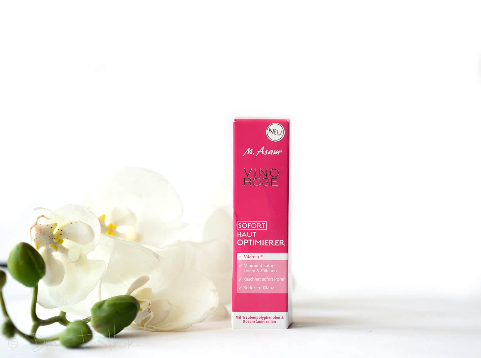 Vino Rose Sofort Haut Optimierer