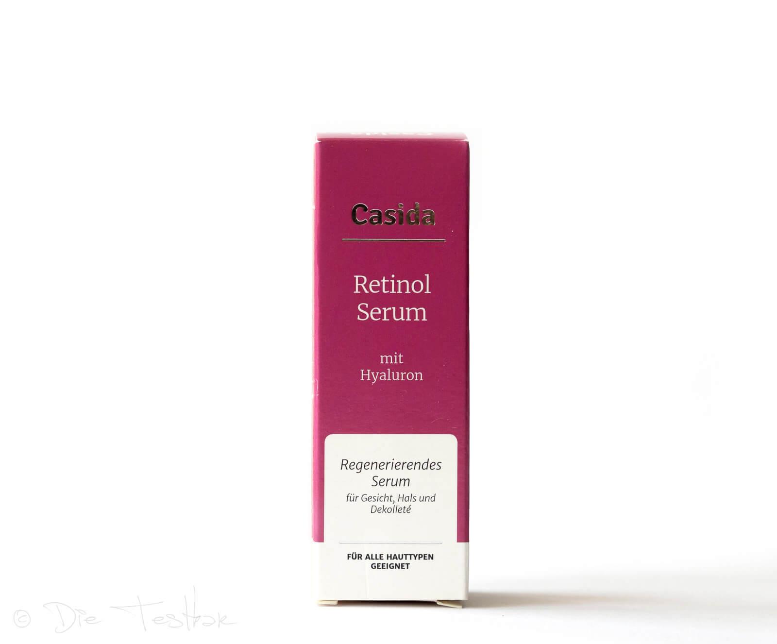 Retinol Serum vom Casida