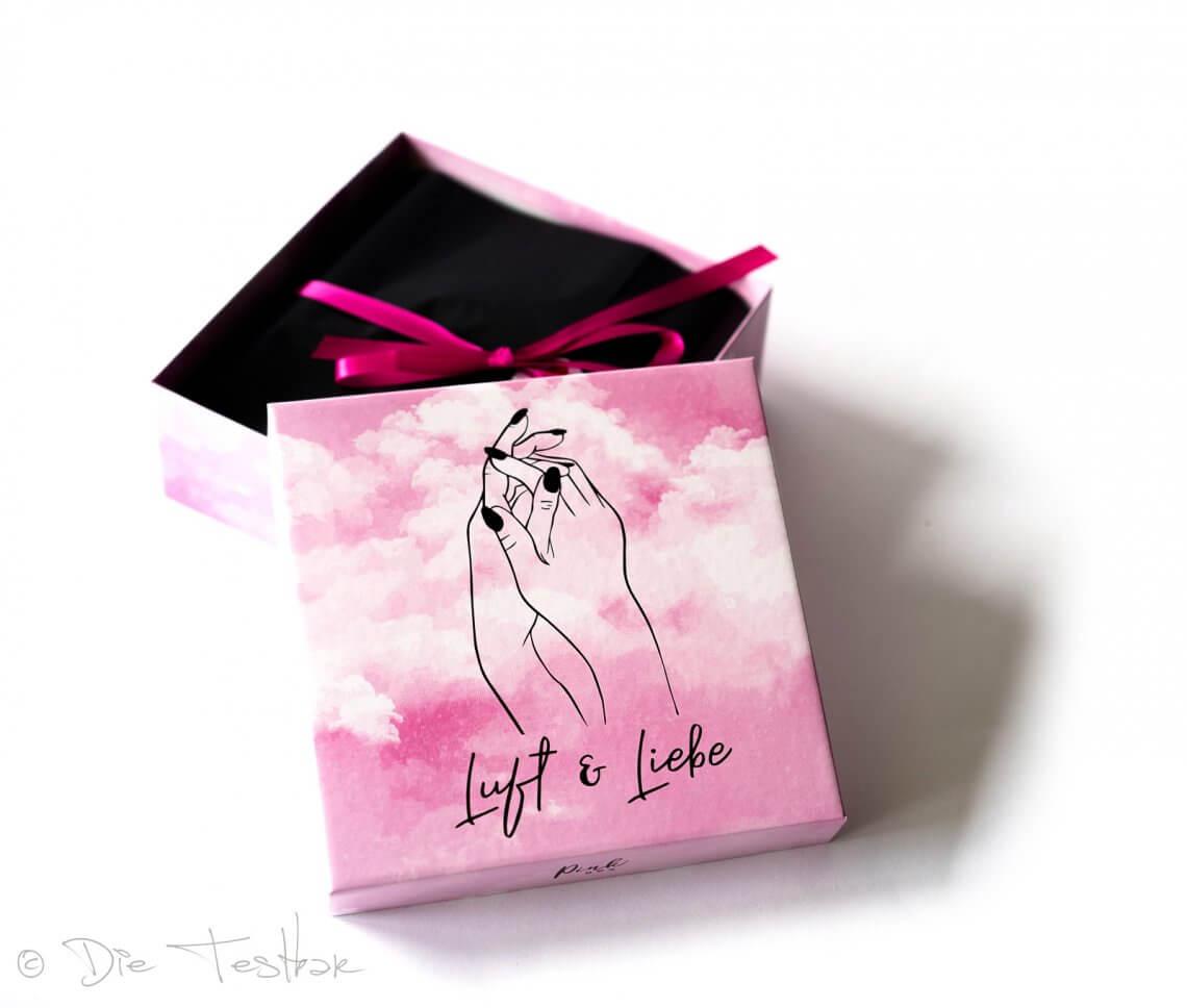 DIE PINK BOX im Mai 2020 – Pink Box Luft & Liebe 2020