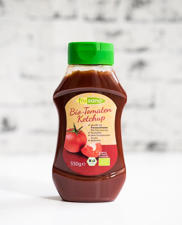 FRUSANO - Bio-Tomaten-Ketchup