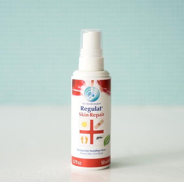 Regulat Skin Repair - Soforthilfe bei Sonnenbrand und Insektenstichen
