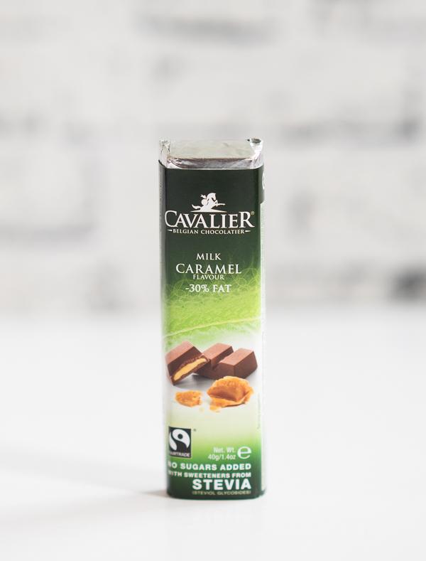 CAVALIER - Stevia Schokolade