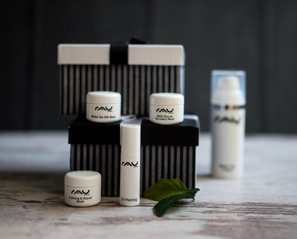 Test - Creme White Tea von Rau Cosmetics