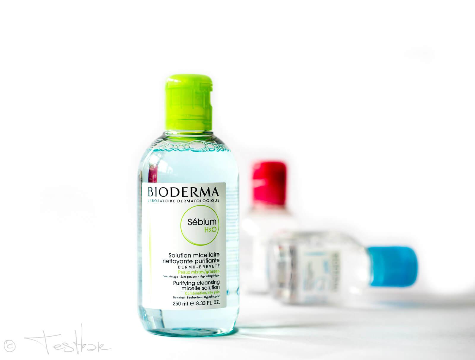 Sébium H2O Klärende Reinigungslösung. Talgregulierend und hautberuhigend