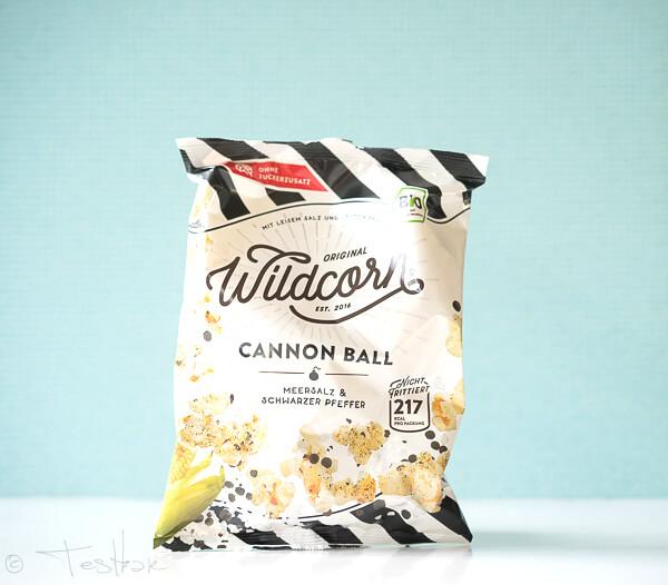 Wildcorn Puffreis