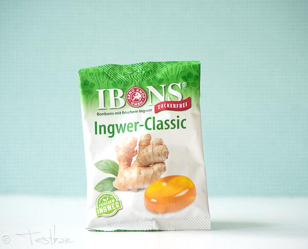 IBONS Ingwer Classic