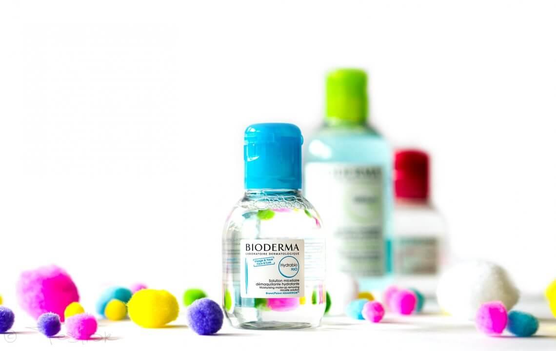 Hydrabio H2O Feuchtigkeitsspendende Reinigungslösung. Durchfeuchtend und erfrischend.