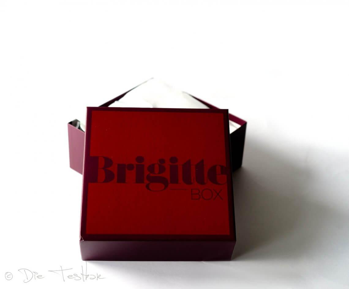 BRIGITTE Box Nr. 6/2020 im November 2020 – Gemütlicher Winter