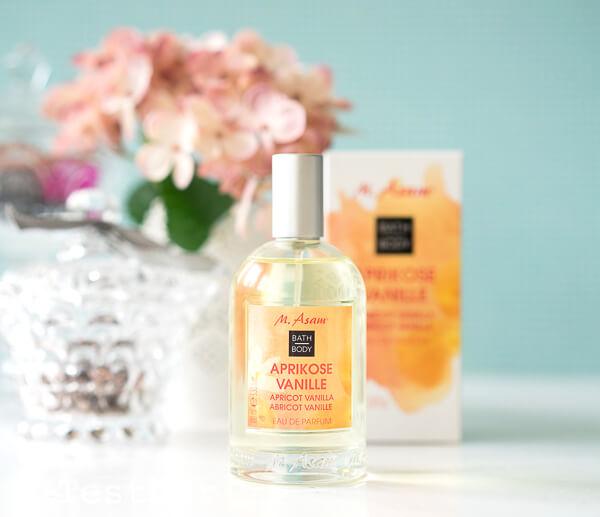 Aprikose Vanille Eau de Parfum von M. Asam